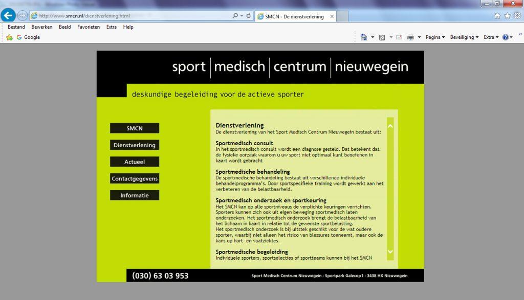 SMCN - Sport medisch centrum