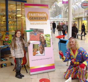 Fairtrade - Stichting Fairtrade Nieuwegein